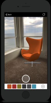 Los Angeles Based Triple, A Startup Developing Augmented Reality  Applications, Said Today That It Has Launched A New App To Let Users Shop  For ...